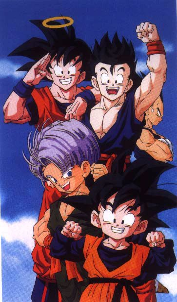 Goku, Gohan, Goten, Trunks, and Vegeta.jpg