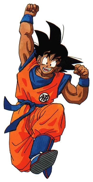 Goku Celebrating.jpg