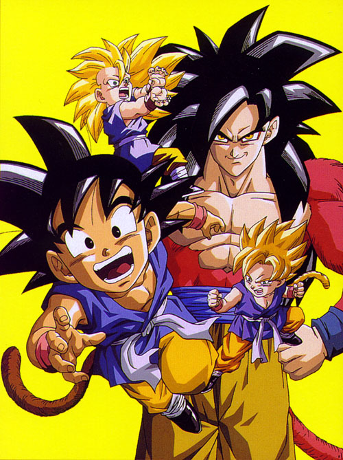 Dragon Ball GT Gokus.jpg