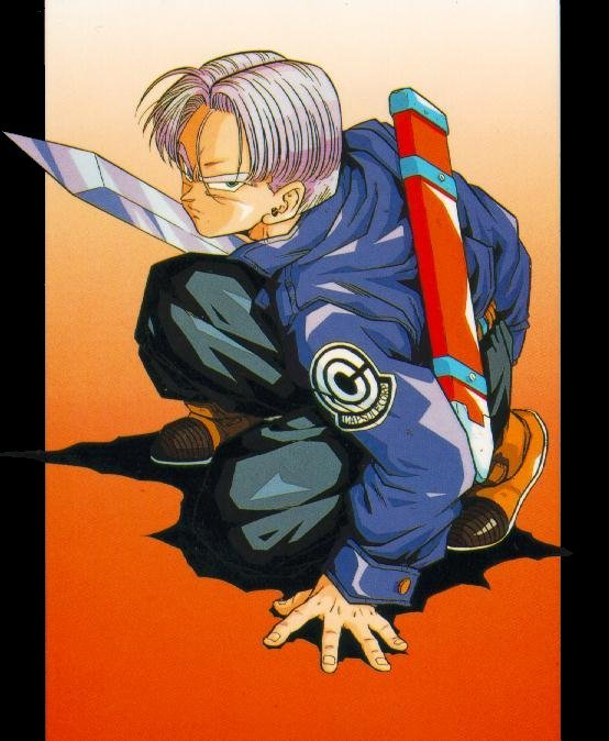 Trunks Kneeling With His Sword.jpg